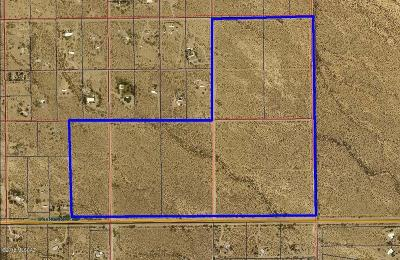 Pima County Residential Lots & Land For Sale: 16000 S Kolb Road S