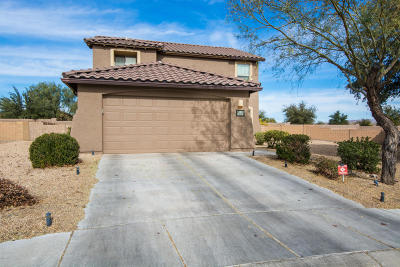 Marana Single Family Home For Sale: 11244 W Massey Drive