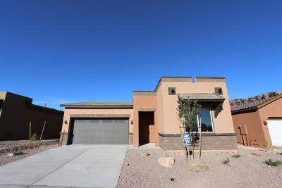 Oro Valley Single Family Home For Sale: 13042 N Spinystar Drive