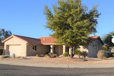 Oro Valley Single Family Home Active Contingent: 14041 N Lobelia Way