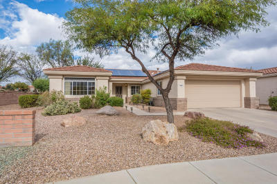Oro Valley Single Family Home For Sale: 2207 E Cargondera Canyon Drive