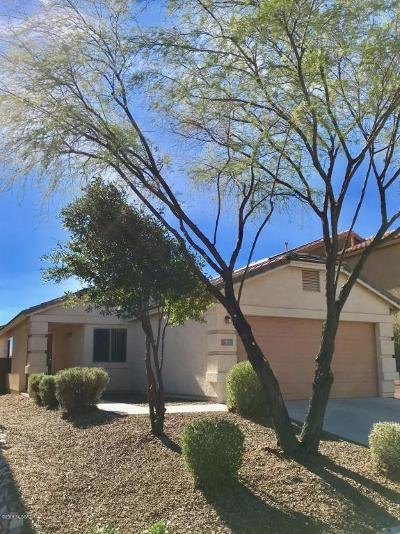 Green Valley Single Family Home Active Contingent: 703 W Desert Blossom Drive
