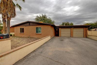 Single Family Home For Sale: 7725 E Edison Street