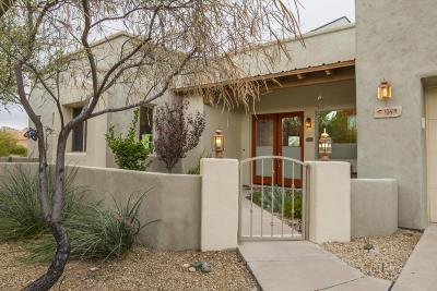 Tucson Single Family Home Active Contingent: 10619 E Ralph Alvarez Place