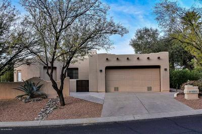 Oro Valley Single Family Home For Sale: 10571 N Fallen Leaf Drive