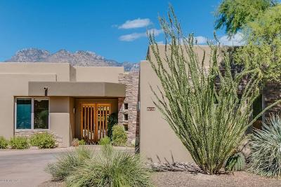 Tucson Single Family Home For Sale: 7561 E Placita Ventana Hayes