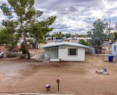 Tucson Single Family Home For Sale: 6044 E 21st Street