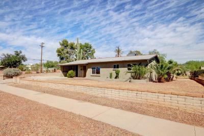Tucson Single Family Home For Sale: 4301 E Poe Street