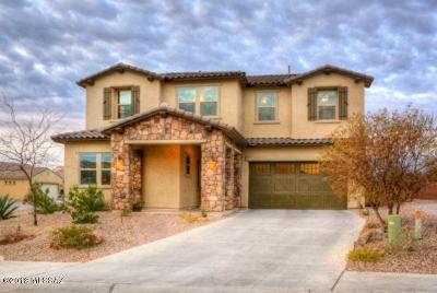 Marana Single Family Home For Sale: 12367 N Pathfinder Drive