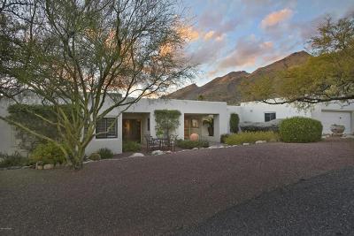 Tucson Single Family Home For Sale: 6851 N Terra Vista