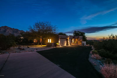 Oro Valley Single Family Home For Sale: 1105 W Moonlit Place