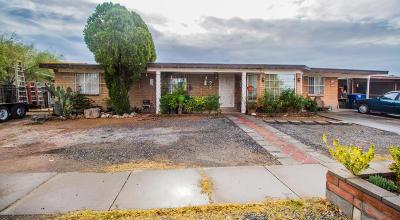 Single Family Home For Sale: 1462 E El Atajo