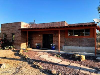 Single Family Home Active Contingent: 5809 S Pinto Road