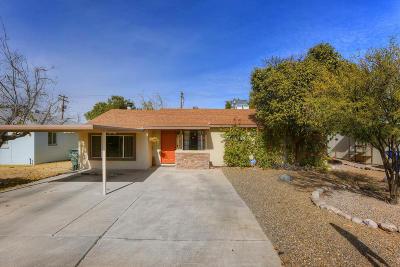 Single Family Home For Sale: 2525 E Alta Vista Street