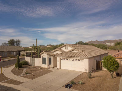 Marana Single Family Home For Sale: 5496 W Dove Of Peace Drive