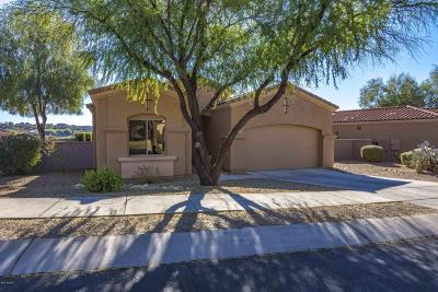 Tucson Single Family Home For Sale: 6184 N Placita Manantial La Paloma