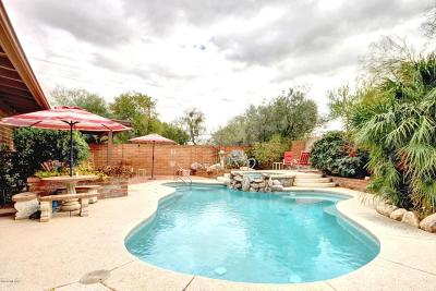 Single Family Home Active Contingent: 7075 E Mesa Grande Court