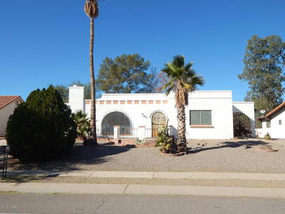 Green Valley Single Family Home Active Contingent: 933 N Abrego Drive