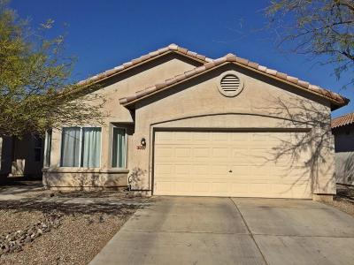 Single Family Home For Sale: 7520 W Mission View Place