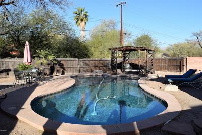 Tucson Single Family Home For Sale: 6902 E Potawatami Drive