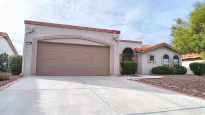 Oro Valley Single Family Home For Sale: 858 E Crown Ridge Drive