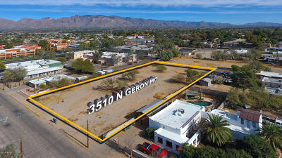 Tucson Residential Lots & Land For Sale: 3510 N Geronimo Avenue #7 & 8