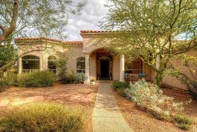 Tucson Single Family Home For Sale: 4440 W Sweetwater Drive