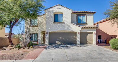Single Family Home For Sale: 14326 S Via Del Moro