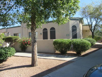 Tucson Townhouse For Sale: 2401 W Via Di Silvio