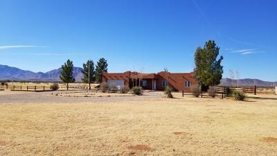 Cochise Single Family Home For Sale: 3501 N Lola Lane