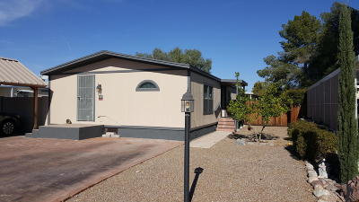 Pima County Manufactured Home Active Contingent: 3572 W Grape Drive