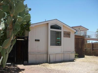 Corona De Tucson, Green Valley, Marana, Mt. Lemmon, Oro Valley, South Tucson, Tucson, Vail Manufactured Home For Sale: 4652 N Iroquois Avenue