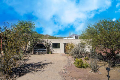 Single Family Home For Sale: 6708 S Paseo De Las Aguilas