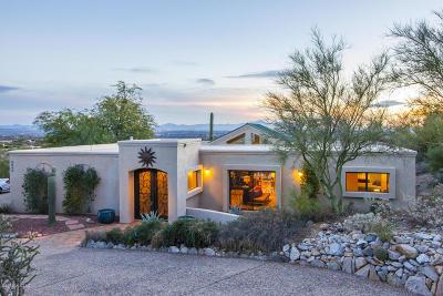 Tucson Single Family Home For Sale: 5680 E Paseo Cimarron