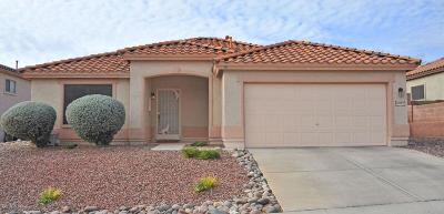 Oro Valley Single Family Home For Sale: 10159 N Pitchingwedge Lane