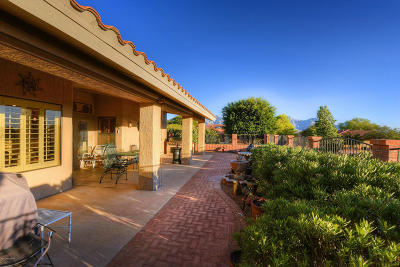 Oro Valley Single Family Home For Sale: 14471 N Line Post Lane