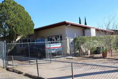 Pima County Single Family Home For Sale: 2221 S Tucson Avenue