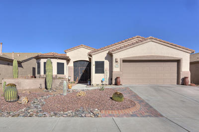 Green Valley Single Family Home Active Contingent: 2290 W Calle Casas Lindas