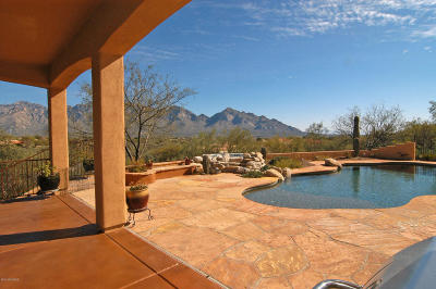 Oro Valley Single Family Home For Sale: 408 W Coyote Moon Place