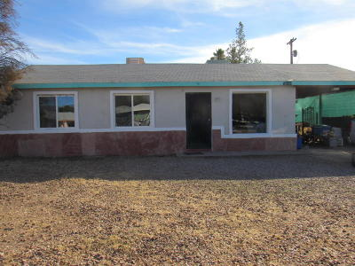 Tucson Single Family Home For Sale: 5640 E 32nd Street