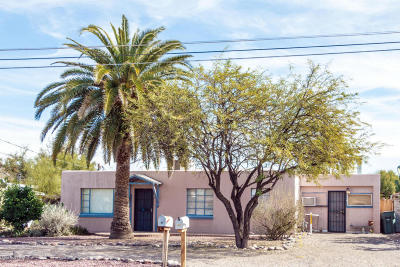 Tucson Single Family Home For Sale: 3928 N Tyndall Avenue