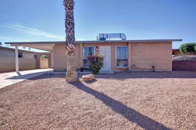 Pima County Single Family Home Active Contingent: 5142 S Fremont Drive