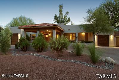 Tucson Single Family Home For Sale: 2325 E Waverly Street