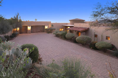Oro Valley Single Family Home For Sale: 9800 N La Reserve Drive
