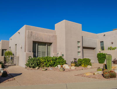 Single Family Home For Sale: 6309 N Ventana View Place