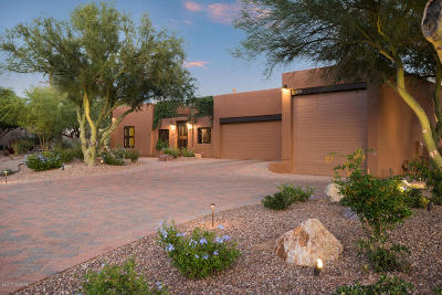 Tucson Single Family Home For Sale: 10550 N Lambert Place