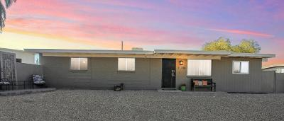 Tucson Single Family Home For Sale: 3520 S Grady Avenue