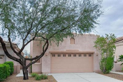 Tucson Single Family Home For Sale: 5083 N Pinnacle Cove Drive