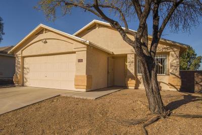 Tucson Single Family Home For Sale: 3352 W Via Campana De Oro