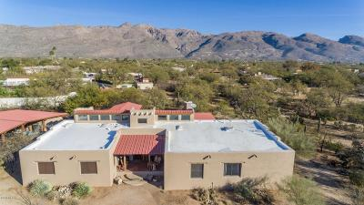 Tucson Single Family Home For Sale: 4398 N Via Noriega